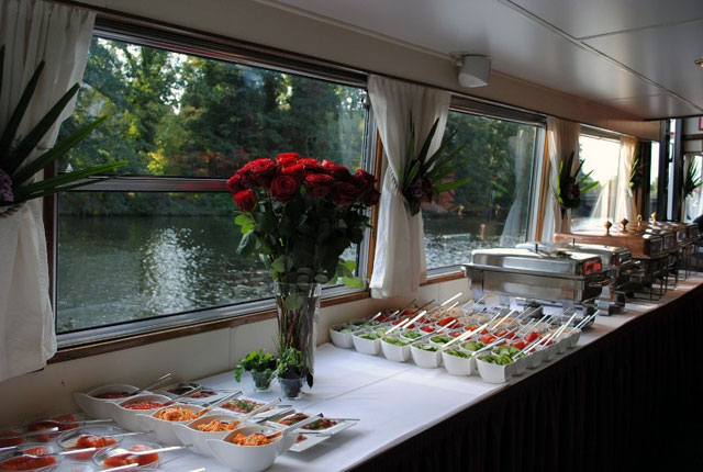 Gastronomie - Das Leistungsspektrum der Reederei Wolff