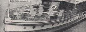 """Unsere historischen Schiffe """"Kreuz As"""" und """"Nostalgie"""""""